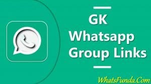 General Knowledge Whatsapp Group Links