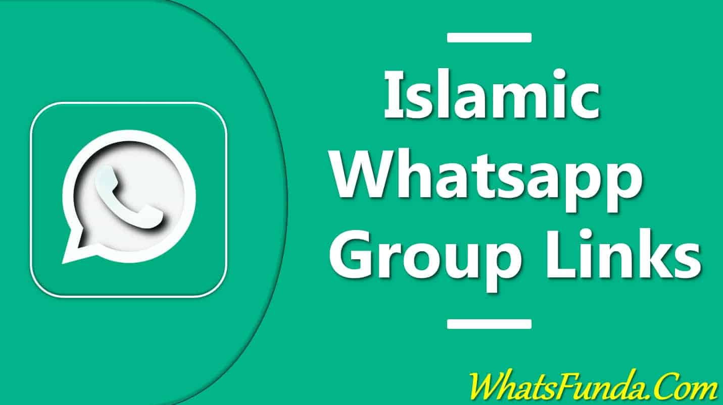 Islamic Whatsapp Group Links
