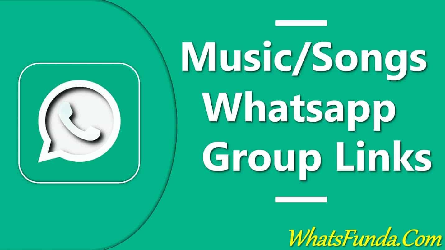 Music Whatsapp Group Links