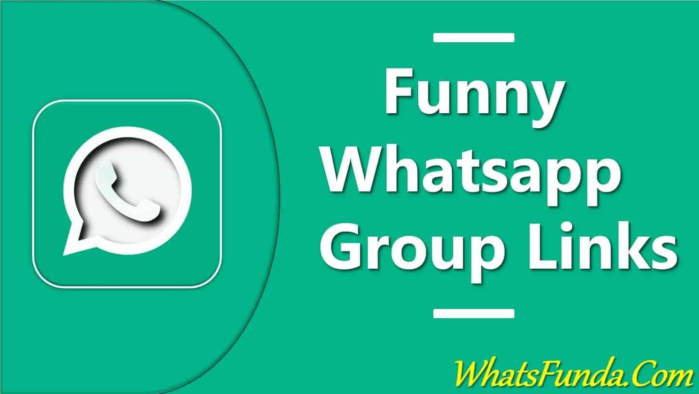Funny whatsapp group links