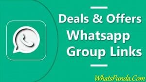 offers whatsapp group links