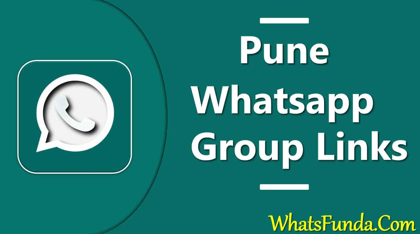 Pune Whatsapp Group Link
