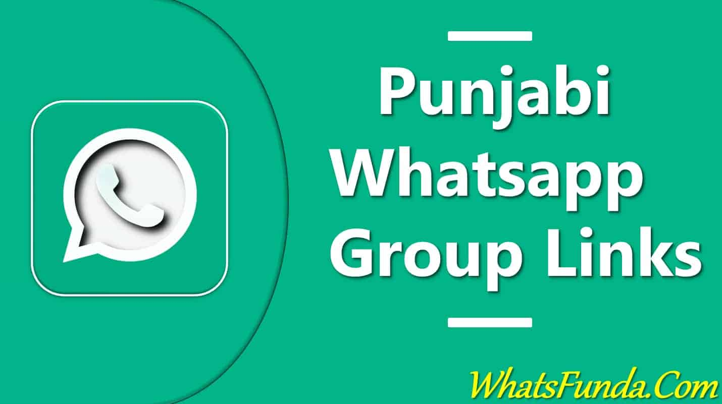 Punjabi Whatsapp Group Link