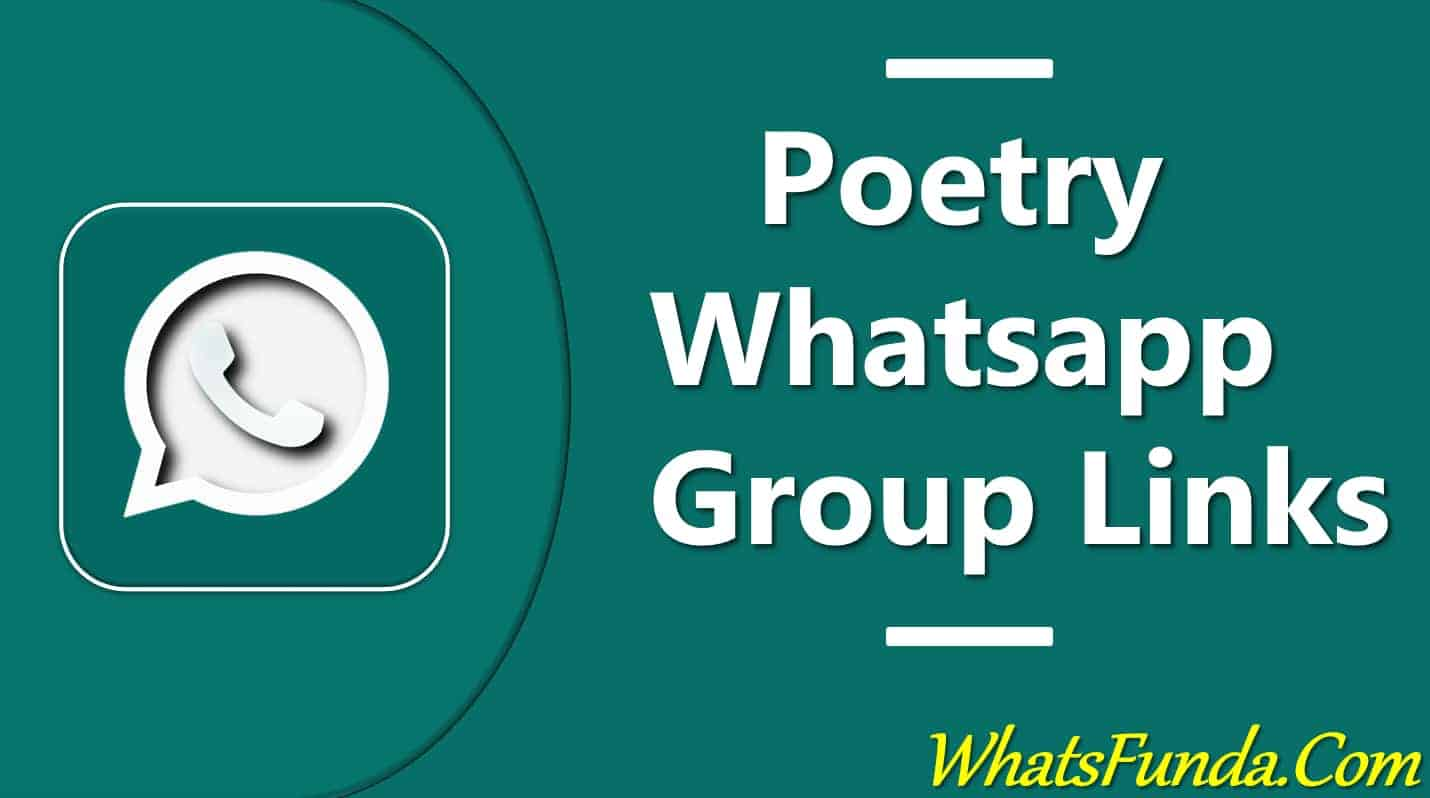 Romantic Poetry Whatsapp Group Links