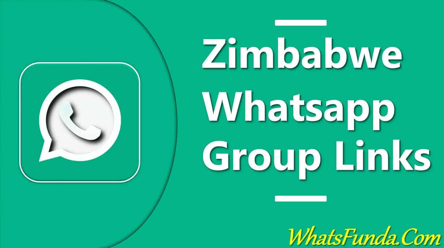 Zimbabwe Whatsapp Group Links